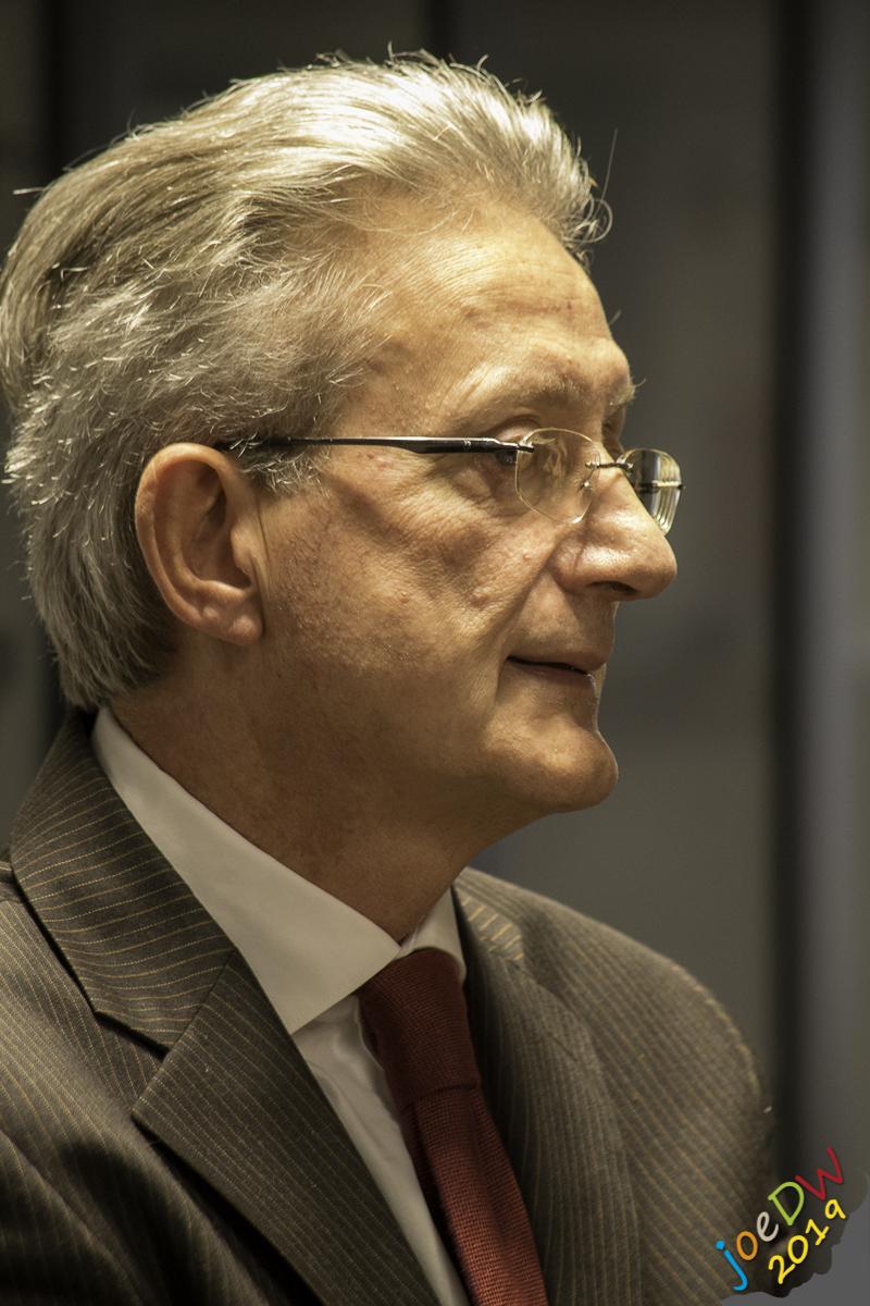 Il Coordinatore di Ateneo Francesco Lavorato